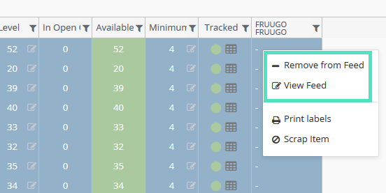 fruugo preview an remove